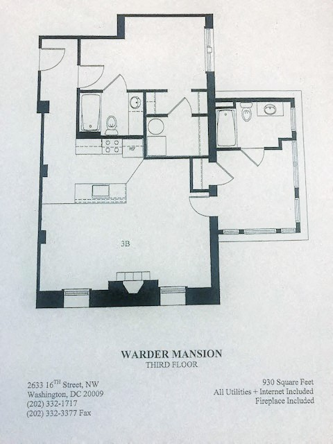 Warder Mansion photogallery 24